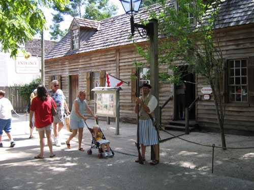 Colonial Spanish Quarter Museum