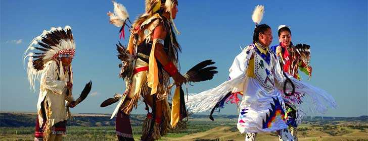 South Dakota powwow. Bild: South Dakota Department of Tourism