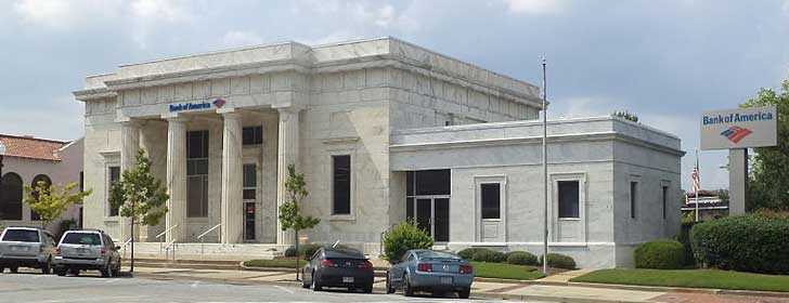 Bank of America, Tifton