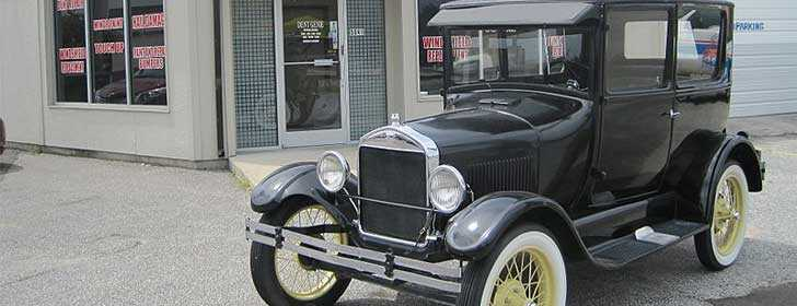 Memphis TN Model T 07