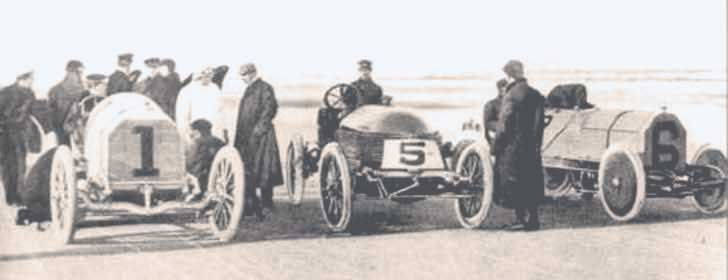 Ormond-Daytona Beach 1905